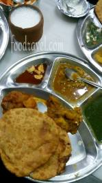Paranthas in Delhi