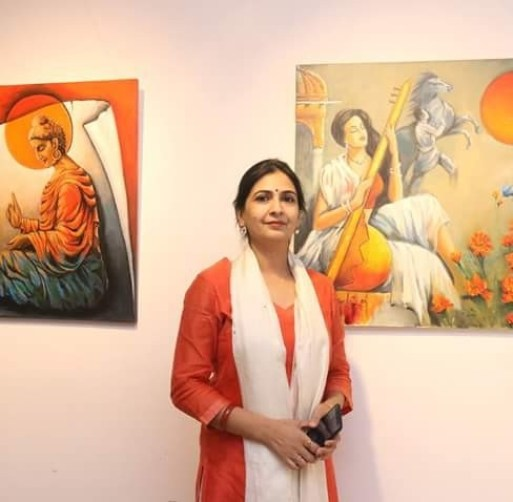 Art Exhibition at AIFACS