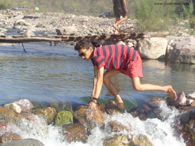 Road to Rishikesh Campsite