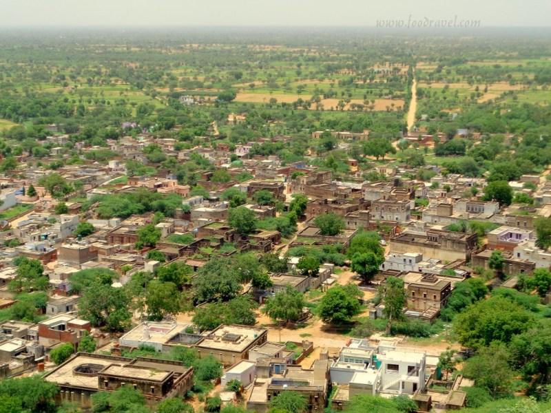 Madhogarh Fort