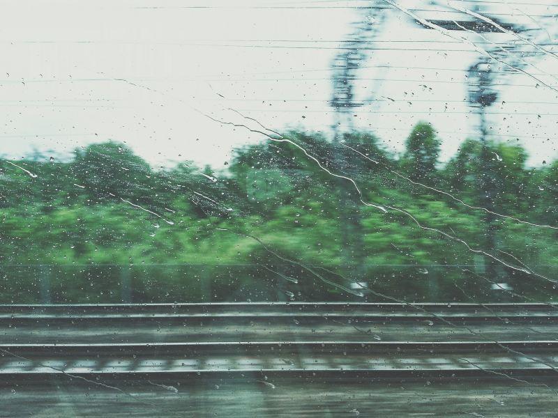love train travel