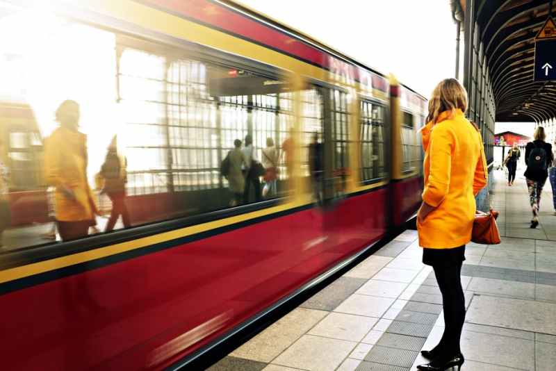 love train journey