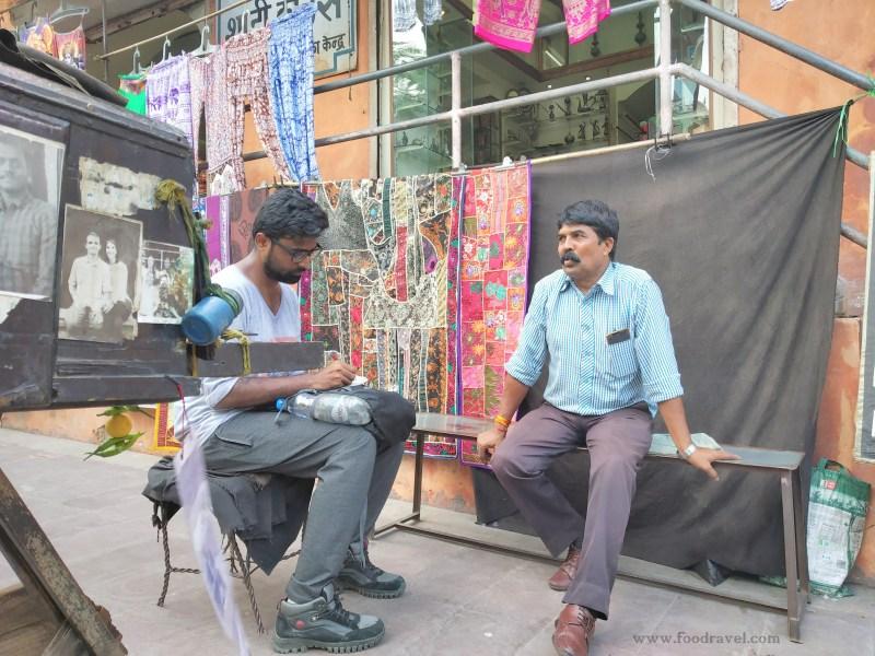 world's oldest camera in Jaipur