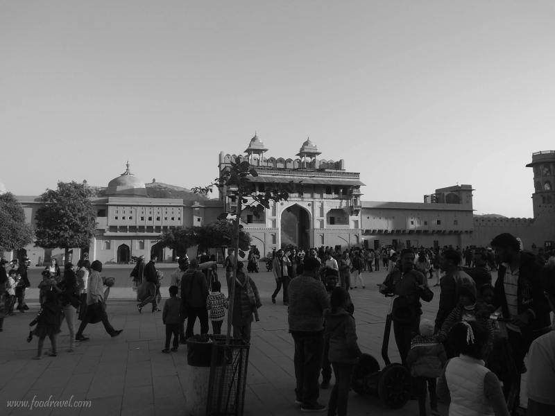 Goodbye 2018 from Jaipur