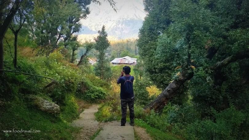 Trekking in Shangarh