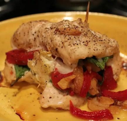 Chicken amore 6