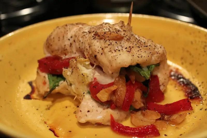 Chicken amore 1