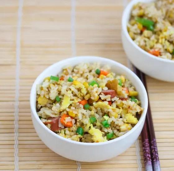 Chinese rice 1