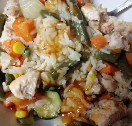 Quick and Easy: One Pot Chicken Casserole 5