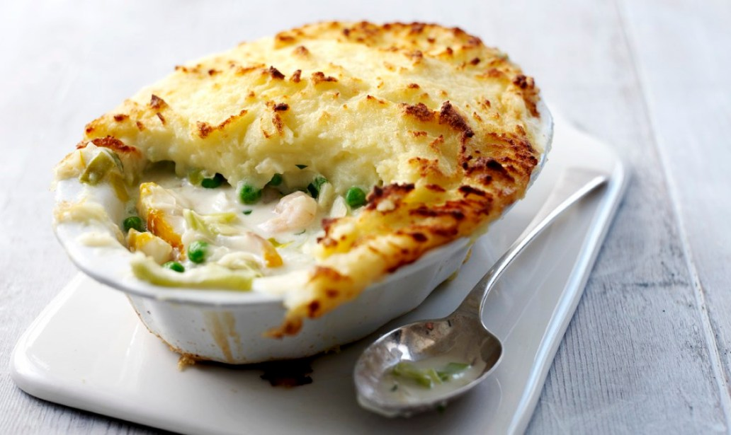 How to make fish pie – RECIPE 1