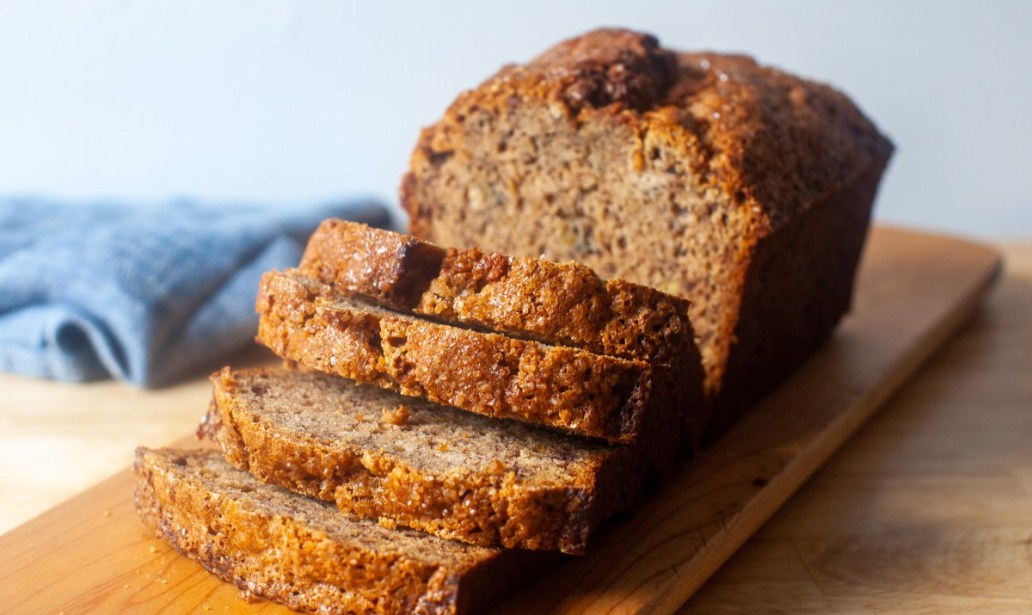 This is how to make the Easiest banana bread – Recipe 1