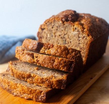 This is how to make the Easiest banana bread – Recipe 8