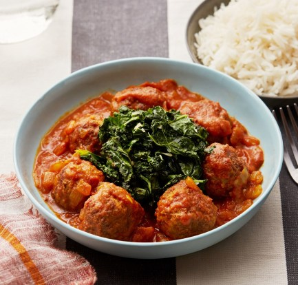 Slow cooker meatballs in tomato sauce – Recipe 8