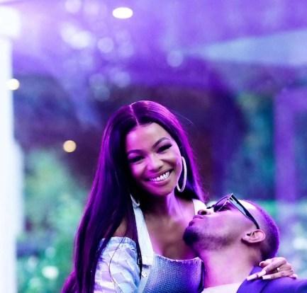 Kissing photos cause confusion – Is this Bonang Matheba's new Boyfriend? 2