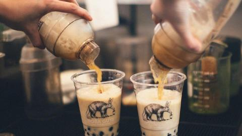 Taiwanese boba tea can now be found in San Francisco's Hayes Valley and New York's Lower East Side. (Photo: Boba Guys/Facebook.)