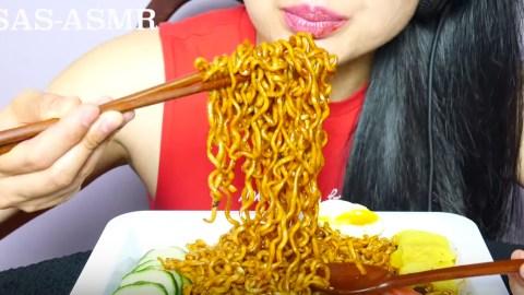 asmr food videos