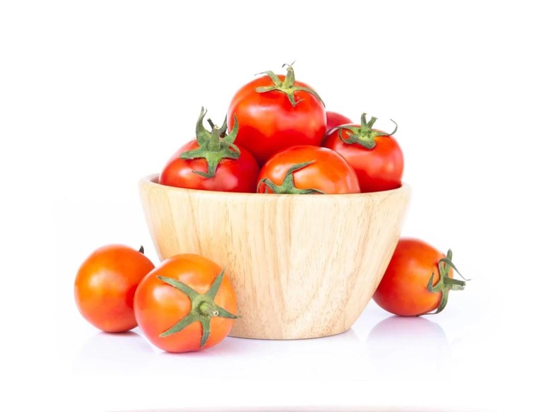 紅碗紅櫻桃西紅柿