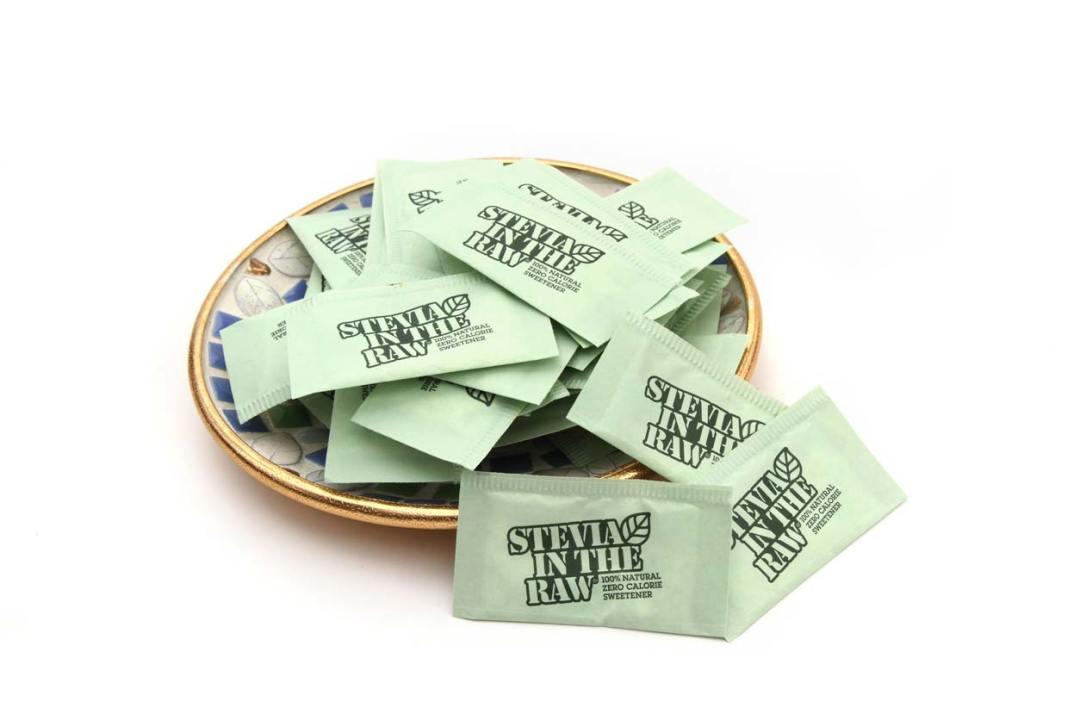 甜葉菊在碗裡的原始數據包中