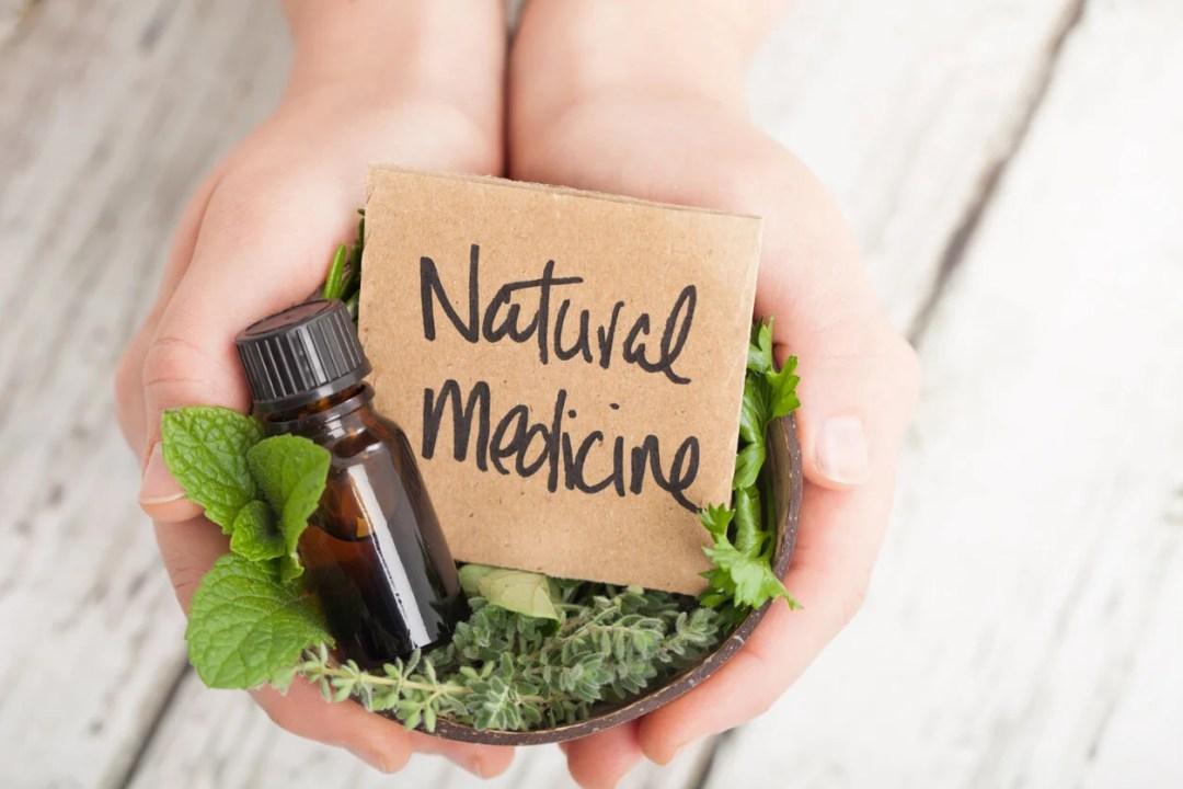 天然藥物資源:油和草藥