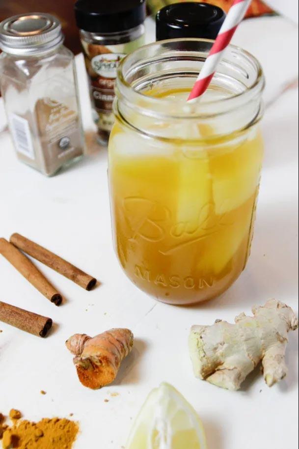 薑黃姜冰的茶