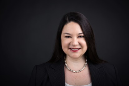 Wendy White's Corporate Headshot