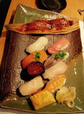 Uoriki sushi