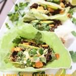Lentil-Taco-Lettuce-Wraps