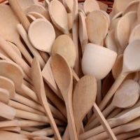 Thankful Thursday: Wooden Spoons