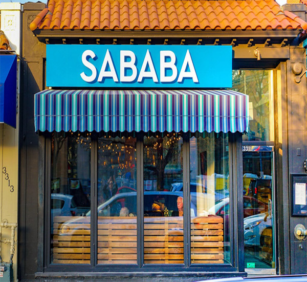 Sababa Indian Street Food Gainesville