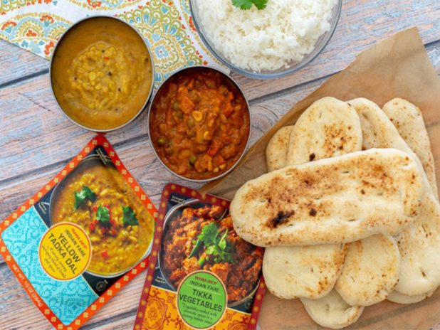 Trader Joe's Indian Food