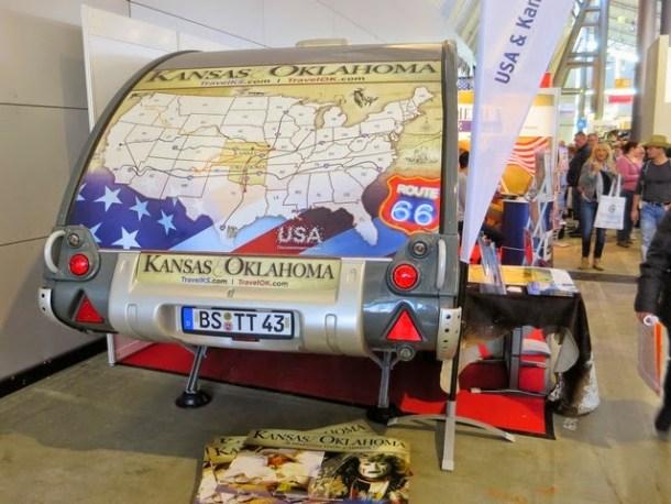 Visit USA Kansas und Oklahoma Rout 66