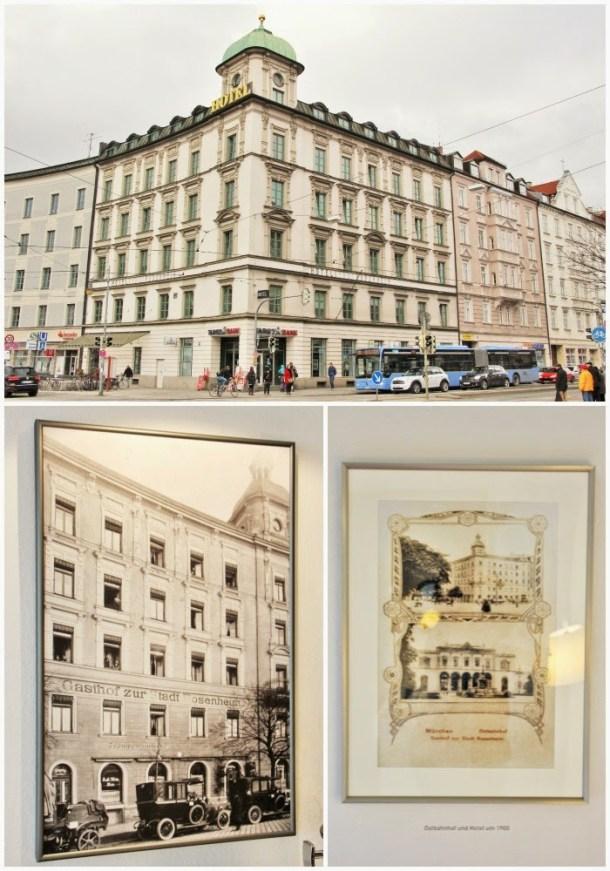 Stadt Hotel Rosenheim
