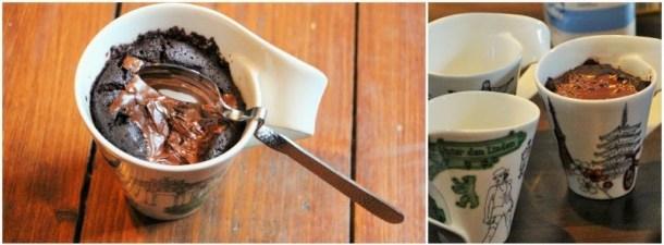 Schoko-Tassenkuchen vom Kuchenbäcker