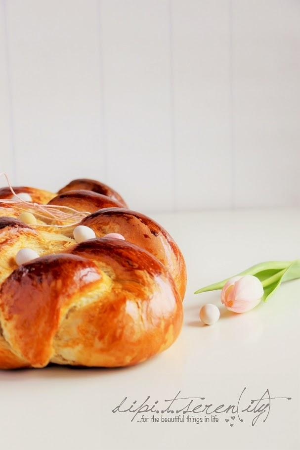 Hefezopf = Challah Bread