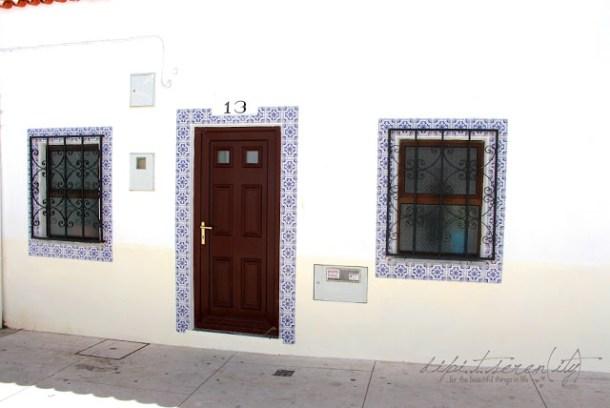 Azulejo-Kunst in Albufeira, Algarve, Portugal, Europe
