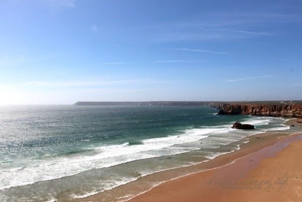 Ponta de Sagres, Algarve, Portugal