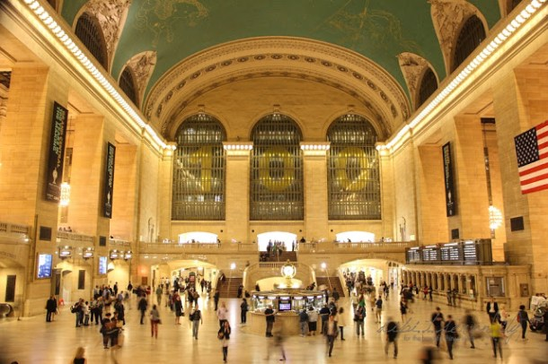 Central Station, New York #dipitontour