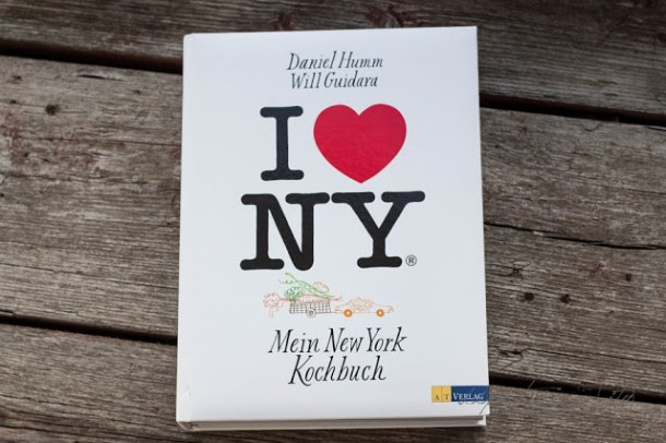 I Love New York - Mein New York Kochbuch - AT Verlag