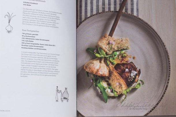 Knoblauch Gericht aus Mein New York Kochbuch