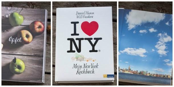 I Love New York - Mein Kochbuch zum Bloggeburtstag dipitserenity