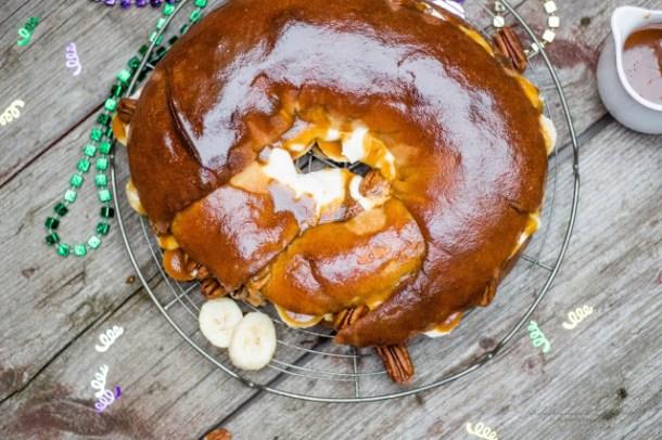 Statt Berliner - King Cake deluxe