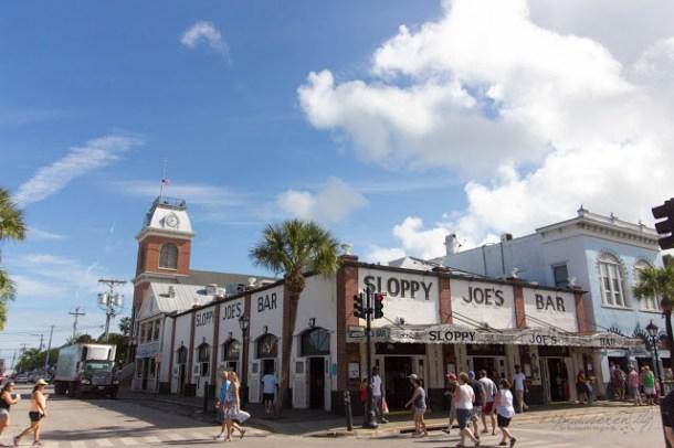 Typisch Key West - Sloppy Joe's Bar - dipitserenity