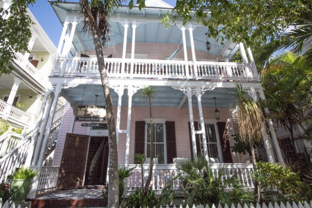 Bed and Breakfast Key West - #dipitontour