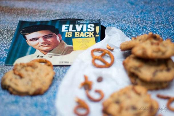 Elvis is back - Cookies