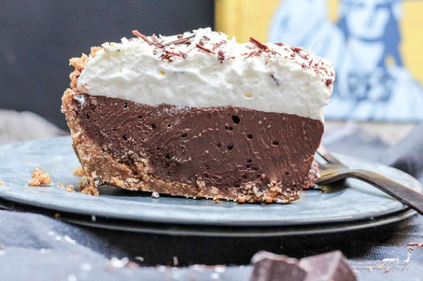 Mexican Chocolate Pie - New York Sweets