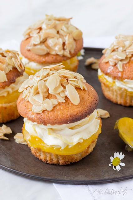 Mango-Bienenstich Muffins foodsister in travelmode