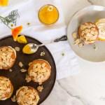 Sabrina Sue's Mango-Bienenstich Muffins
