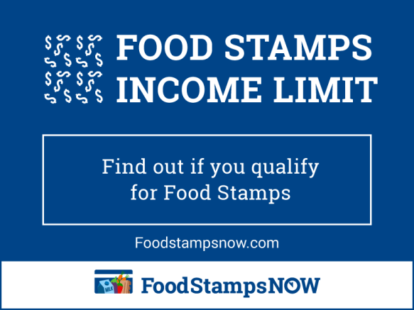 """Food Stamps Income Limit"""
