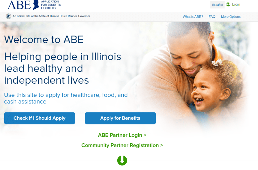 Apply for Food Stamps in Illinois Online