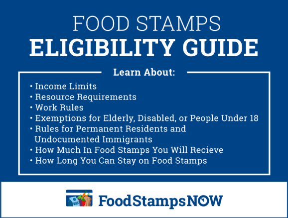 """Food stamps eligibility guide"""